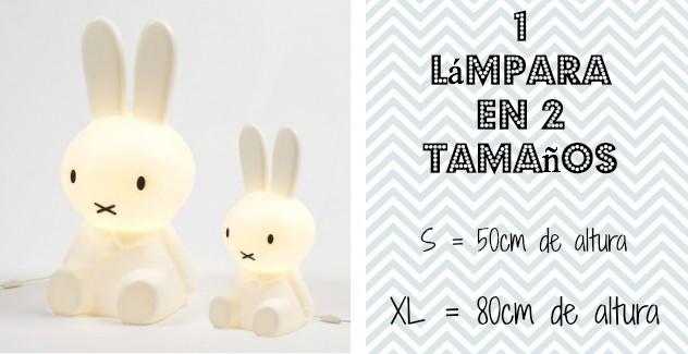 lampara miffy 2
